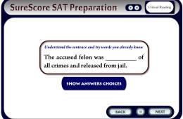 SureScore Screenshot Step By Step