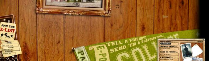 Pat Green Postcards