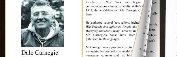 Dale Carnegie Golden Book