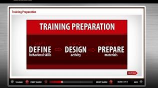 Altria Training Prep