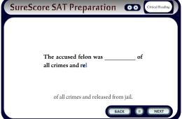 SureScore Motion Text
